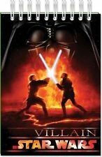 STAR WARS A6 Wire Bound Hardcover NOTEBOOK {Anker} (Kids/Stationery/Notepad)
