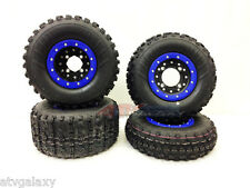 Hiper CF1 Beadlock Wheels STI Tech 4 Tires Front/Rear Kit YFZ450 Banshee Raptor