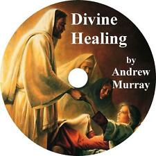 Divine Healing, Andrew Murray Christian Audiobook on 3 Audio CDs Free Shipping