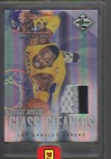 DWIGHT HOWARD 2012-13 PANINI BLACK BOX LIMITED GLASS CLEANERS 1/1 JERSEY PATCH