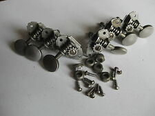 Vintage Antique Grover Guitar Tuners Set of 6 for Gibson Martin Project