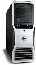 DELL Precision T7400 2 x Xeon Quad 64GB RAM  2 TB HDD Grafikkarte Quadro 600