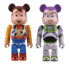 Toy Stroy 3 Buzz Lightyear & Woody Bear Bricks Action Figure Collectable Movie