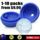 New Star Wars Death Star Silicone Mold Ice Cube Chocolate Tray Ball AUS Stock