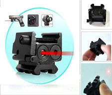Tactical Red Laser Beam Dot Sight Scope for Gun Rifle Pistol Picatinny Whole Fat