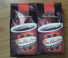 2 Bags Tim Hortons Coffee, Fine Grind 12 oz. ~ Free Shipping