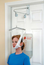 Over The Door Cervical Neck Traction Unit Kit Home Therapy Neck Back DMI 2014