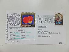 Ersttagsbrief - FDC - Österreich - Austria - Weihnachten - Nr. 1591 - Ganzsache