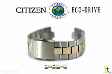 Citizen Eco-Drive AW1146-55H Stainless Steel Two-Tone Watch Band S082986