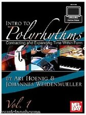 Intro To Polyrhythms Learn Play PIANO GUITAR SAXOPHONE Music Book Online Video