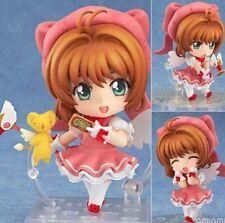 SAKURA | Figura Sakura 10cm Nendoroid Cazadora de Cartas card captors Q 400