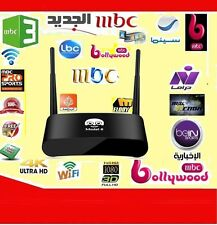 Free Arabic Channels IPTV Receiver Box ,Arabic Wifi Internet  Media Streamer