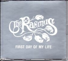 THE RASMUS - FIRST DAY OF MY LIFE - RARE 2004 PROMO CD SINGLE - MINT