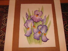 Great Hand Painting, Watercolor, for Framing