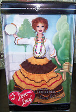 I Love Lucy The Operetta Hollywood Collection Barbie Doll MIMB