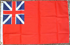 Colonial Red Ensign Flag 3x2 Union Jack Kings Colours 1606 Merchant Navy History
