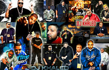 DJ Khaled Collage Poster