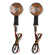 2pcs Running Brake Tail Turn Signal Light Indicator Motorcycle for Halley