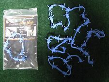 *NEW OUTDOOR PROSTAFF WIRE WRAP SILENCERS, BLUE, 6 PK, OP45 *MADE IN AMERICA!!