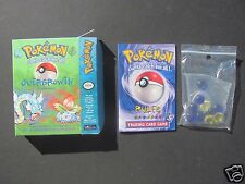 Pokemon OVERGROWTH THEME DECK Base Set 1999 OPENED NO CARDS