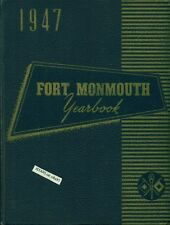 1947 U.S. ARMY SIGNAL CORPS SIGNAL SCHOOL and WAC YEARBOOK, FORT MONMOUTH, NJ