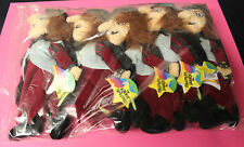 5 NOS FACTORY SEALED BAG PUFF N STUFF PLUSH HR PUFNSTUF WITCHIEPOO MARTY KROFFT