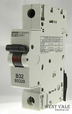 Dorman Smith BS32B - 32a Type B Single Pole MCB Un-used