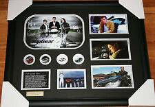 TOP GEAR TV SHOW SIGNED MEMORABILIA LIMITED EDITION 499