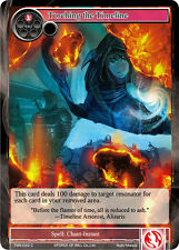 FOIL Torching the Timeline - TMS-033 - C Force of Will FOW ~~~~~ Mint