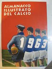 ALMANACCO ILLUSTRATO DEL CALCIO 1963 - EDIZIONI RIZZOLI - OTTIMO