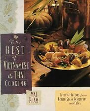 The Best of Vietnamese and Thai Cooking : Favorite Recipes from Lemon Grass Rest