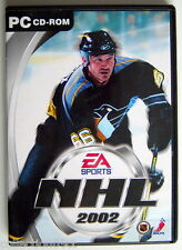 PC CD-ROM, NHL 2002 EN FRANÇAIS