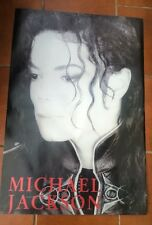 MICHAEL JACKSON 'red ink'  PERSONALITY POSTER size : 34x24 inches