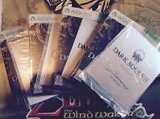 Dark Souls 2 Black Armour Limited Edition & Limited Edition Steel Art Card RARE