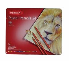 Derwent Pastel Pencils 24 Tin