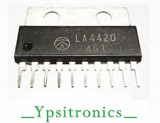 LA4420 INTEGRATED CIRCUIT NF-AMPLIFIER 5.5W PIN 10 SANYO - NEW
