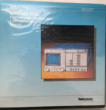 Tektronix 11301 & 11302 Oscilloscope User's Reference Manual P/N 070-6106-00