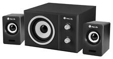 NGS Sugar - 20W USB Powered Multimedia 2.1 Speaker System with Subwoofer