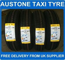 SET OF 4 TAXI TYRES , BRAND NEW,175R16C  AUSTONE, LONDON TAXI,PRICE FOR 4