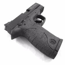 Talon Grips Smith and Wesson S&W M&P Compact w/ Small Backstrap Rubber Wrap 704R