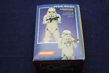 Star Wars Screamin Stormtrooper Model Figure Kit Vinyl  Blaster 1993  G4