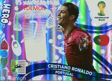 update wc adrenalyn xl 2014 HERO CRISTIANO RONALDO panini  mundial 2014