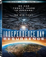 PRE-ORDER: INDEPENDENCE DAY RESURGENCE  - Sealed Region A