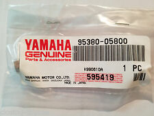 New Old Stock OEM Yamaha Outboard 95380-05800-00-00 Crown Nut Cap Nut