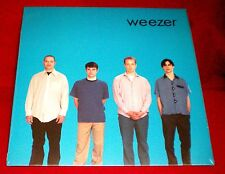 Weezer - The Blue Album - vinyl LP - 2002 Europe RI - Orig cover NEW / SEALED