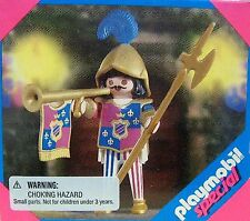 PLAYMOBIL Royal Hornsman Figure SPECIAL 4568 Castle Theme RARE NIB