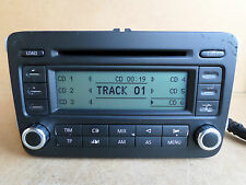 Volkswagen VW Passat Touran Golf RCD 500 Stereo CD Player 6 Disc Changer RCD500