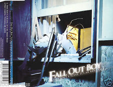 cd-single, Fall Out Boy - This Ain't A Scene, It's An Arms Race, 2 Tracks, Aus