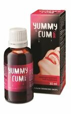 SEX Yummy cum DROPS for HER Semen sperm Flavour enhancer daily Liquid/ drop 30ml