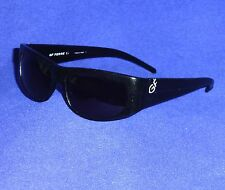 RARE VTG G.F.FERRE SUNGLASSES FF52601 BLACK ON BLACK WOMENS GF ITALY